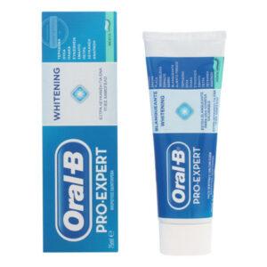 Pasta de Dentes Branqueadora Pro-expert Oral-B (75 ml)
