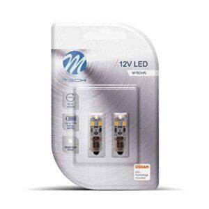 Lâmpada LED M-Tech T4W 12V