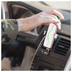 Suporte de Telemóveis para Carros 145798 Prateado