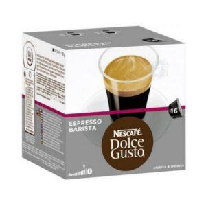 16 Cápsulas de café Nescafé Dolce Gusto 91414 Espresso Barista