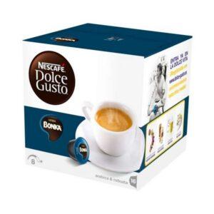16 Cápsulas de café Nescafé Dolce Gusto 13758 Espresso Bonka