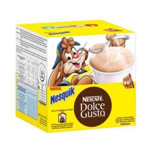 16 Cápsulas de café Nescafé Dolce Gusto 62183 Nesquik
