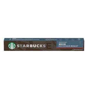 Cápsulas de café Starbucks Decaf Espresso Roast (10 uds)