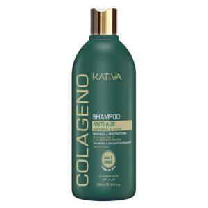 Champô Hidratante Colágeno Kativa (500 ml)