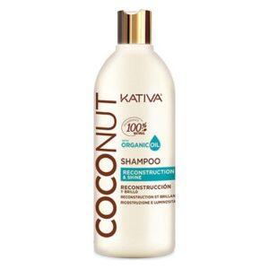 Champô Hidratante Coconut Kativa (500 ml)