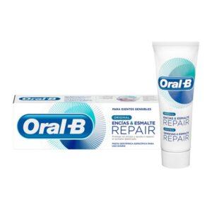 Pasta de Dentes Gengivas Sensíveis Repair Original Oral-B (75 ml)