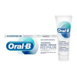 Pasta de Dentes Sensibilidade e Branqueamento Encias & Esmalte Oral-B (75 ml)