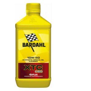 Óleo de Motor de Motocicleta Bardahl 10w50 (1L)