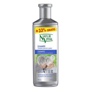 Champô Naturvital (400 ml)