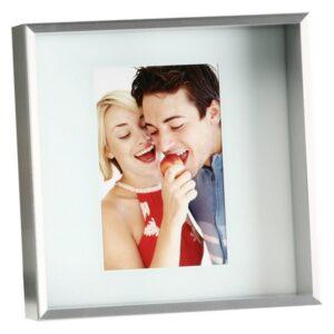Moldura de Fotos Alumínio 13 x 18 cm