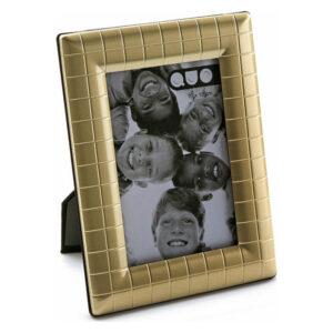 Porta-retratos Dourado 13 x 18 cm