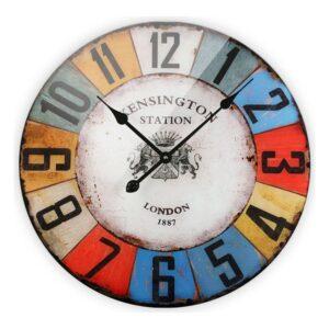 Relógio de Parede Cristal (4 x 57 x 57 cm)