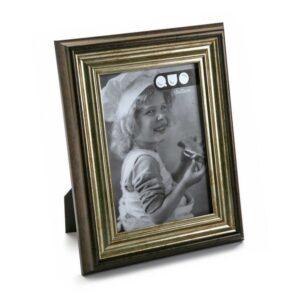 Moldura de Fotos Plástico Vintage (2,1 x 21,7 x 26,7 cm)