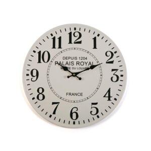 Relógio de Parede Palais Royal Metal (5 x 40 x 40 cm)
