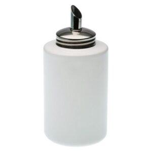 Açucareiro Cerâmica Branco Com tampa