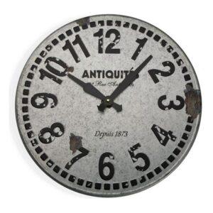 Relógio de Parede Metal (6 x 40 x 40 cm)