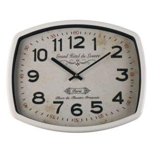 Relógio de Parede Metal (6 x 33 x 40 cm)
