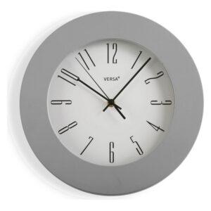 Relógio de Parede Plástico (4,1 x 30 x 30 cm)