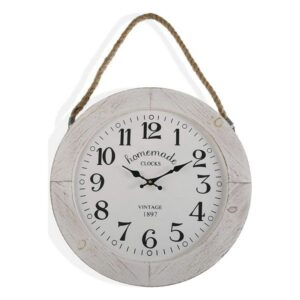 Relógio de Parede Homemade Madeira MDF (5 x 51,5 x 50 cm)