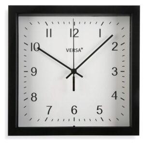 Relógio de Parede Plástico (6 x 23 x 23 cm)