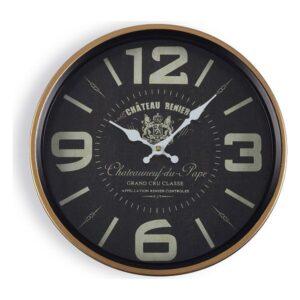 Relógio de Parede Metal (29 x 7 x 29 cm)
