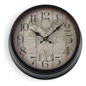 Relógio de Parede Metal (36 x 12,5 x 36 cm)
