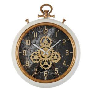 Relógio de Parede Metal (42 x 8 x 54 cm)