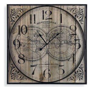 Relógio de Parede (59,5 x 5,5 x 59,5 cm)