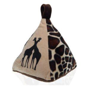 Fixador de portas Girafa Têxtil (14 x 19 x 16 cm)