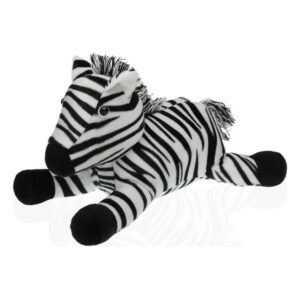 Fixador de portas Zebra Têxtil (16 x 25 x 37 cm)