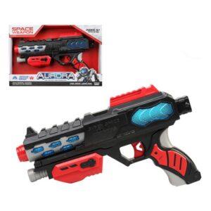 Pistola Espacial Aurora 112480 Preto