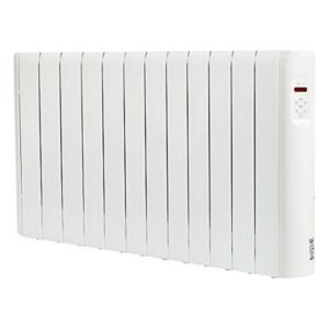 Emissor Térmico Digital Fluido (12 corpos) Haverland RCE12S 1800W Branco