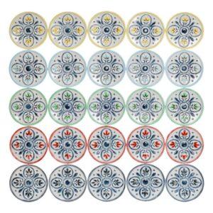 Decoração de Parede Dekodonia Metal Árabe 68 x 4 x 68 cm