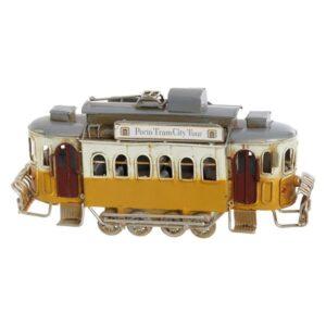 Fabricado à Mão - Veículo Dekodonia Decoração Vintage (20 x 7 x 15 cm)