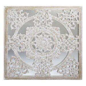 Decoração de Parede Dekodonia Cristal Índio 90 x 2 x 90 cm