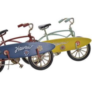 Fabricado à Mão - 2 Veículos Dekodonia Decoração Vintage Bicicleta