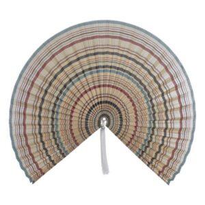 Decoração de Parede Dekodonia Bambu Oriental Leque