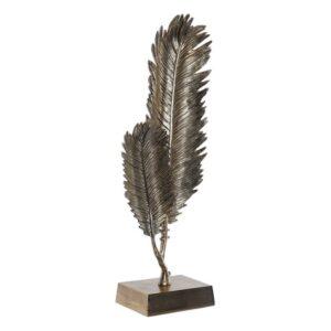 Figura Decorativa Dekodonia Alumínio (23 x 12 x 57 cm)