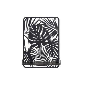 Decoração de Parede Dekodonia Prateleira Metal Tropical (35 x 10 x 50 cm)