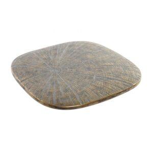 Decoração de Parede Dekodonia Resina (40 x 5 x 40 cm)