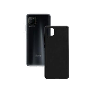 Capa para Telemóvel Huawei P40 Lite Contact Silk TPU Preto
