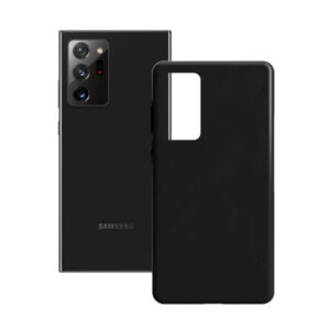 Capa para Telemóvel Samsung Galaxy Note 20 Ultra Contact Silk TPU Preto