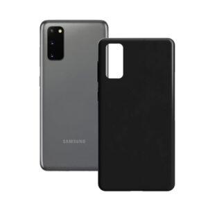 Capa para Telemóvel Samsung Galaxy S20 Contact Silk TPU Preto