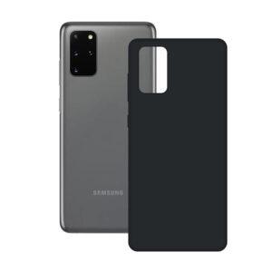Capa para Telemóvel Samsung Galaxy S20+ Contact Silk TPU Preto
