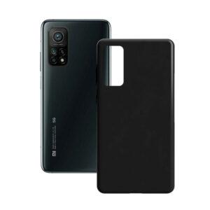 Capa para Telemóvel Xiaomi Mi 10T Contact Silk TPU Preto