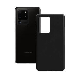 Capa para Telemóvel Samsung Galaxy S20 Ultra Contact Silk TPU Preto