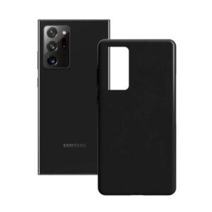Capa para Telemóvel Samsung Galaxy Note 20 Contact Silk TPU Preto