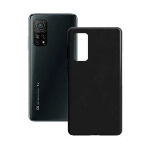Capa para Telemóvel Xiaomi Mi 10T Pro Contact Silk TPU Preto
