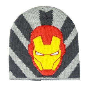 Gorro Infantil Ironman The Avengers Cinzento