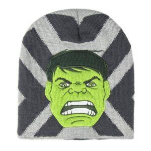 Gorro Infantil Hulk The Avengers Cinzento